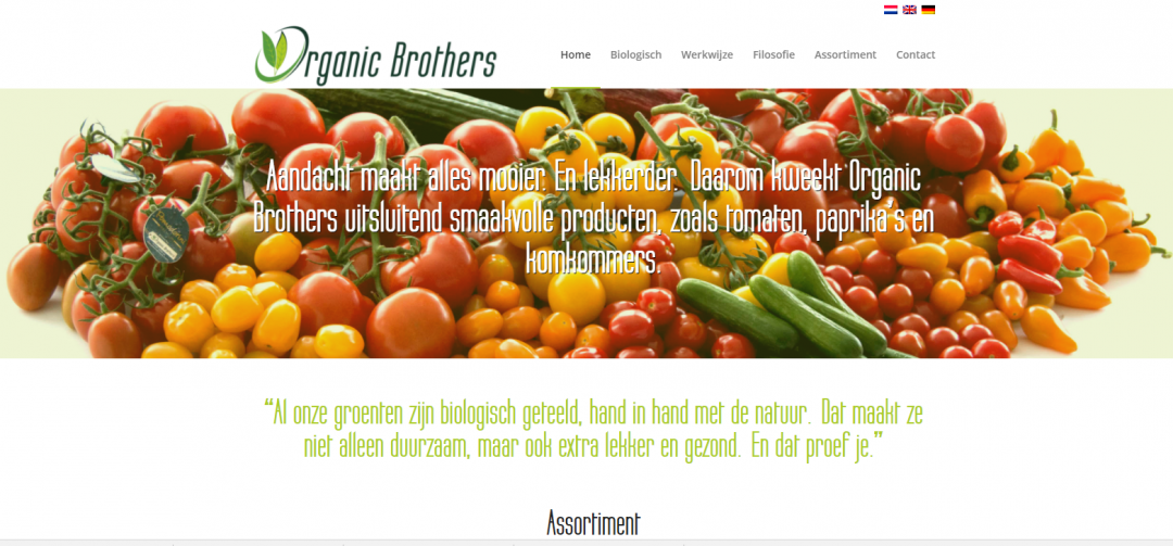 Organic Brothers