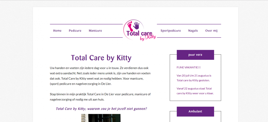 Total Care by Kitty