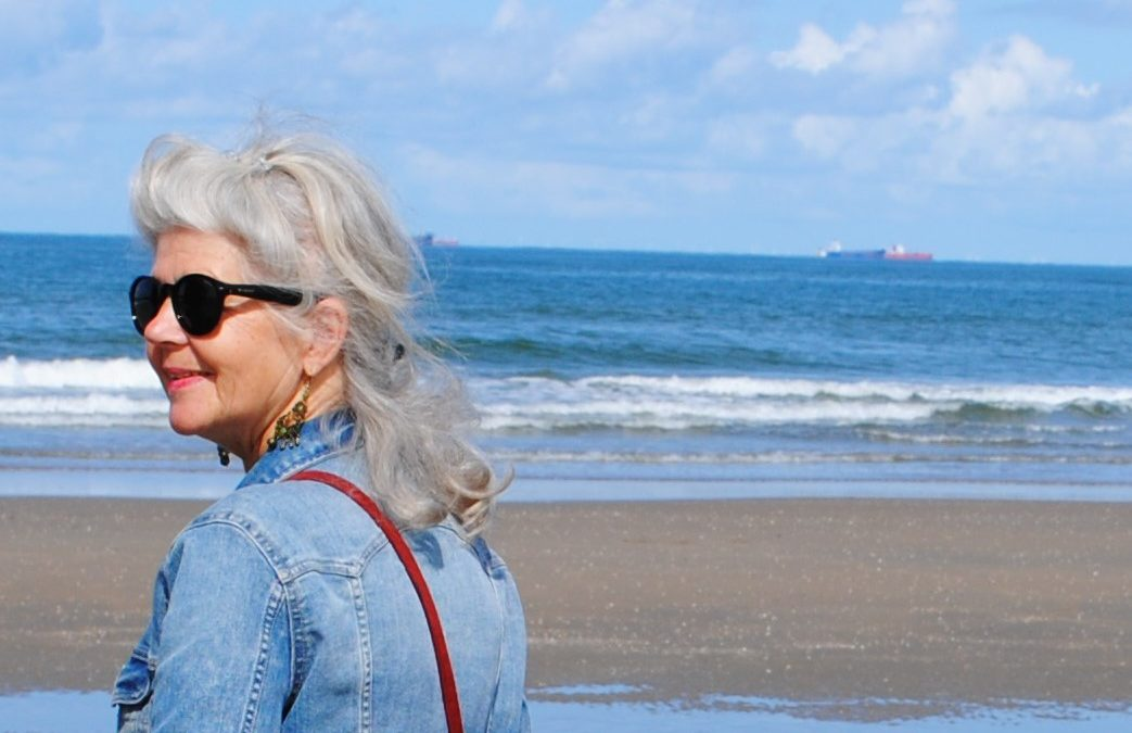 De zee neemt mee, en geeft nieuwe energie terug