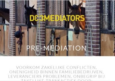 De 3 Mediators