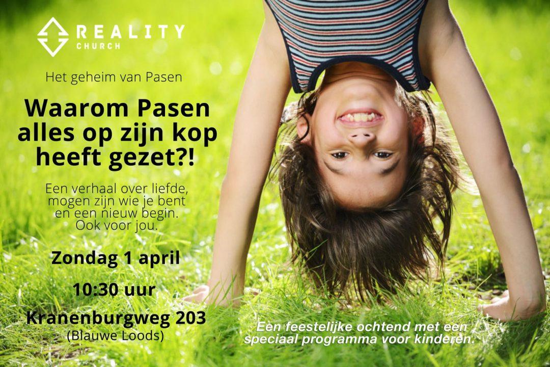 Flyer Reality Scheveningen